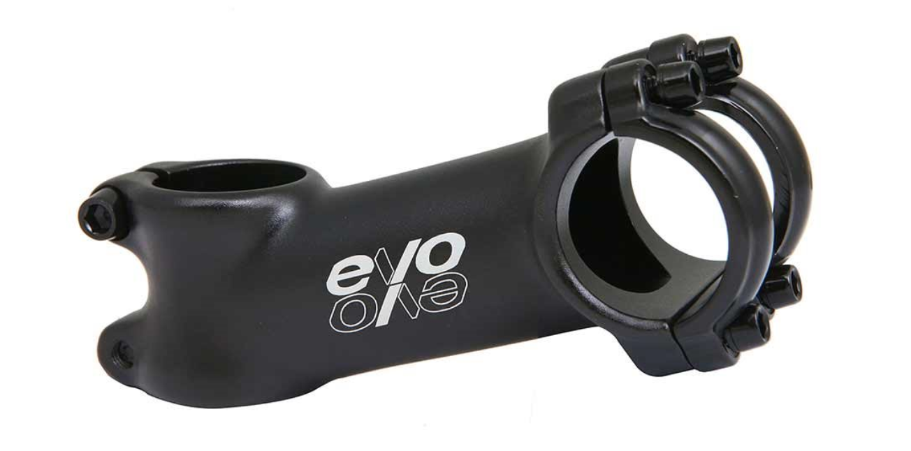 EVO E-Tec OS 31.8mm 80mm Stem