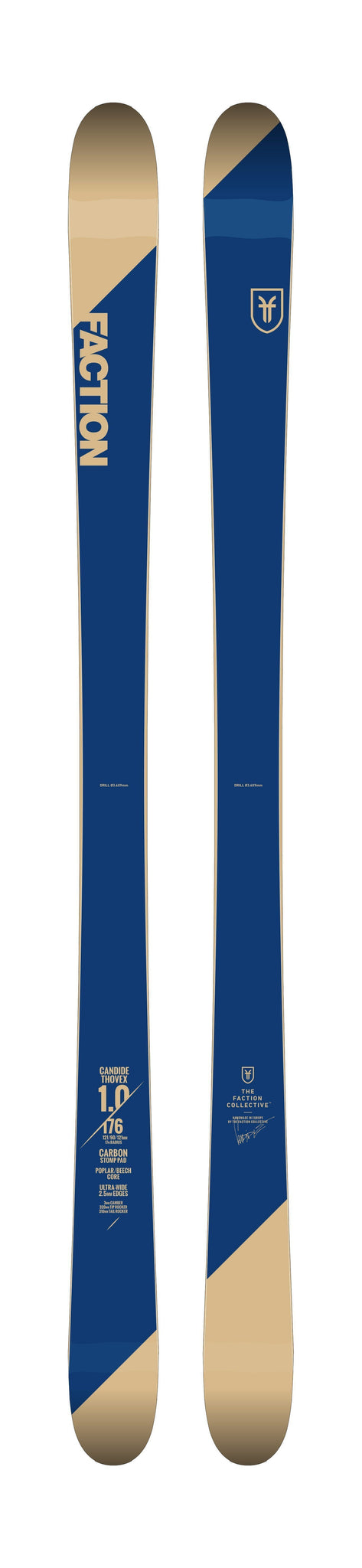Atomic Punx Five Skis 2019