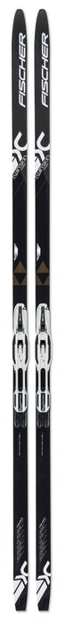 Fischer Twin Skin Power EF Nordic Skis with Step-In IFP Bindings