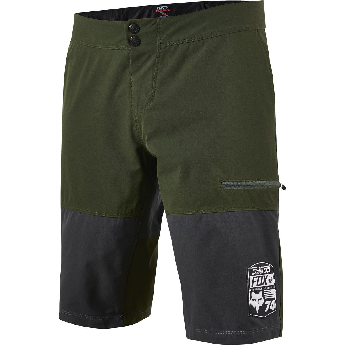 "Fox Indicator Mens 12"" Short 2016"