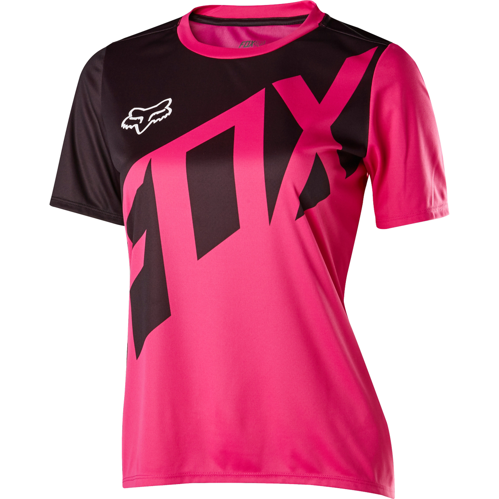 Fox Ripley Short Sleeve Ladies Jersey 2017