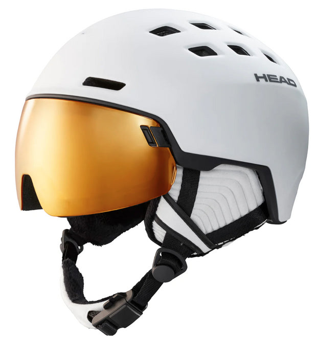 Head Rachel Polar Helmet 2020
