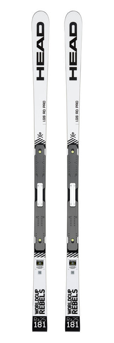 Head WC Rebels iGS RD Pro EVO 14 Plate Ski 2020