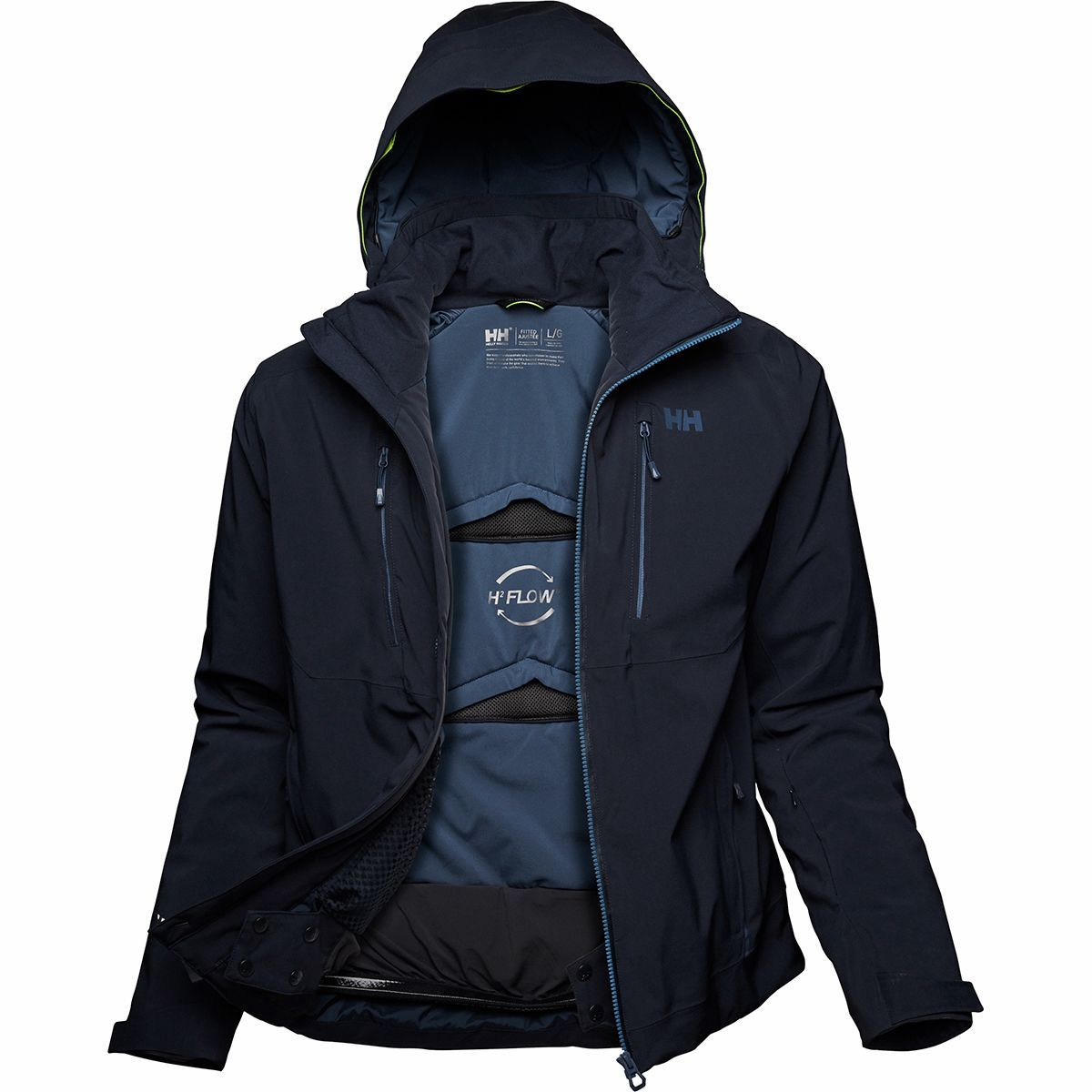 Rossignol Polydown Girls Jacket 2020