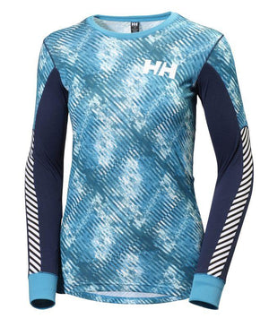 Helly Hansen Ladies Active Flow Graphic LS 2017