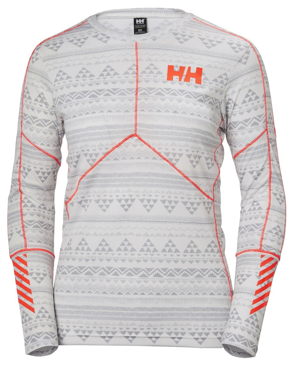 Helly Hansen Lifa Active Graphic Ladies Crew 2018