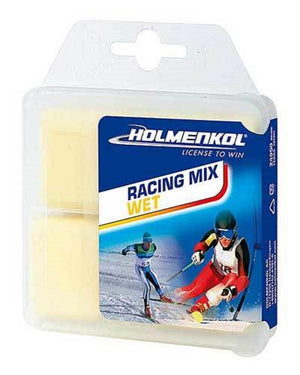 Holmenkol Racing Mix Wet 70G YELL