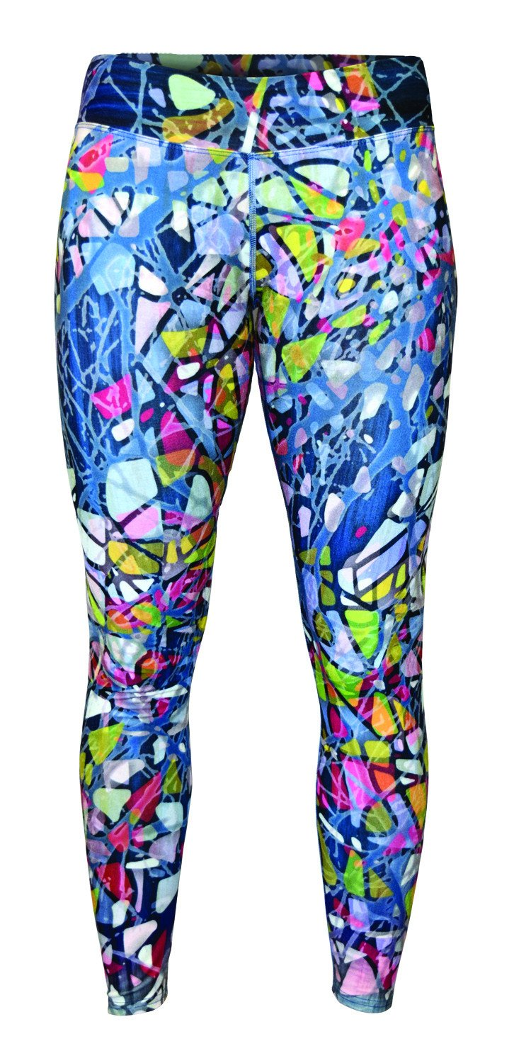 Hot Chillys MTF Sublimated Ladies Tight 2018