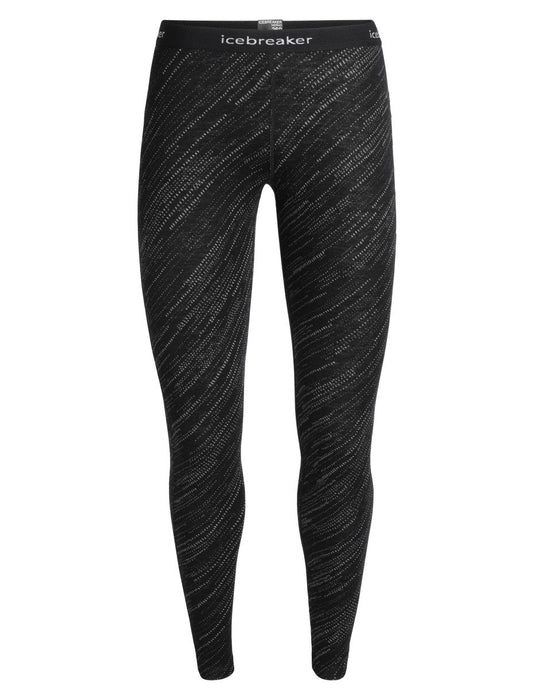 Icebreaker 250 Vertex Snow Storm Ladies Leggings 2020