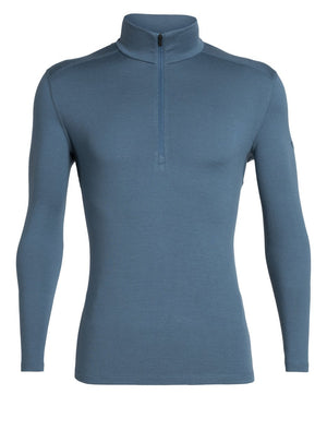 Icebreaker 260 Tech Mens LS Half Zip 2020