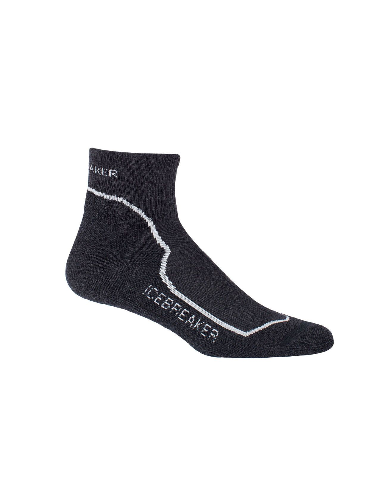 Icebreaker Hike+ Light Mini Ladies Sock