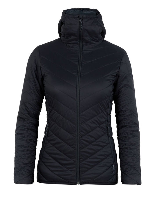 Icebreaker Hyperia Ladies Hooded Jacket 2020