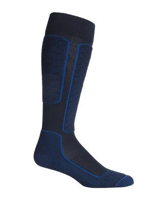 Icebreaker Ski+ Medium Stripe OTC Mens Sock