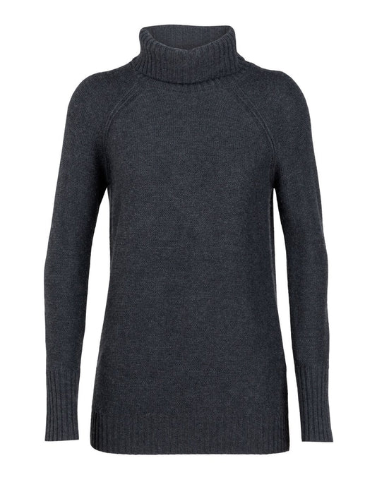 Icebreaker Waypoint Ladies Roll Neck Sweater 2020