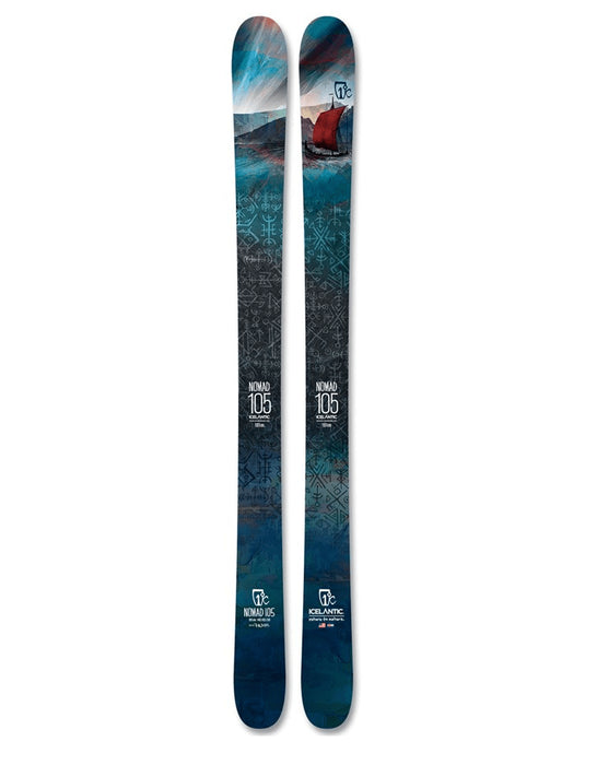 Icelantic Nomad 105 Skis 2021