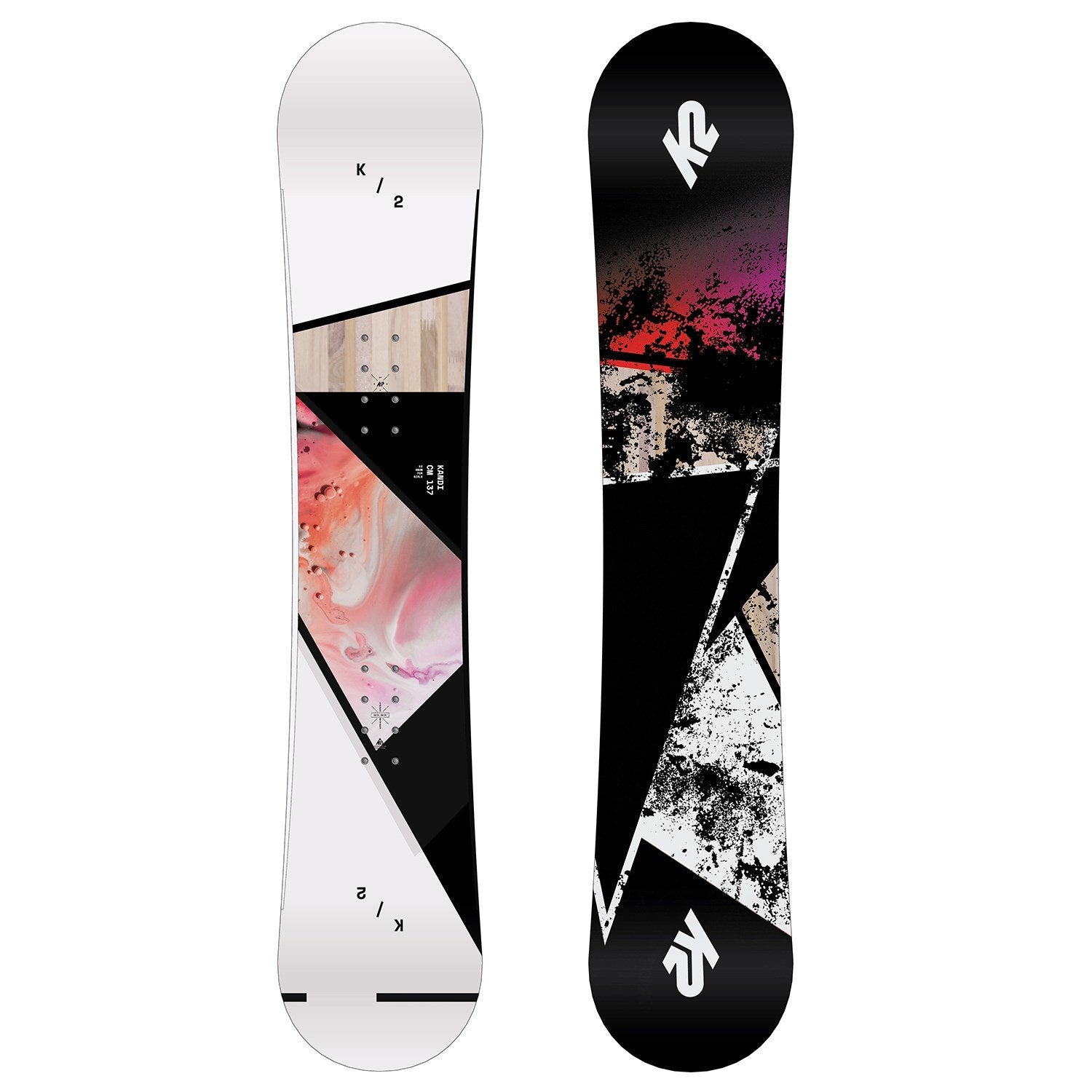 K2 Mini Turbo Junior Snowboard 2020