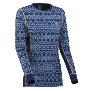 Helly Hansen Merino Graphic Ladies Crew 2020