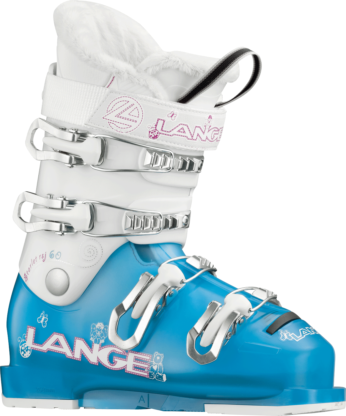 Lange RXJ Junior ski boot 2017