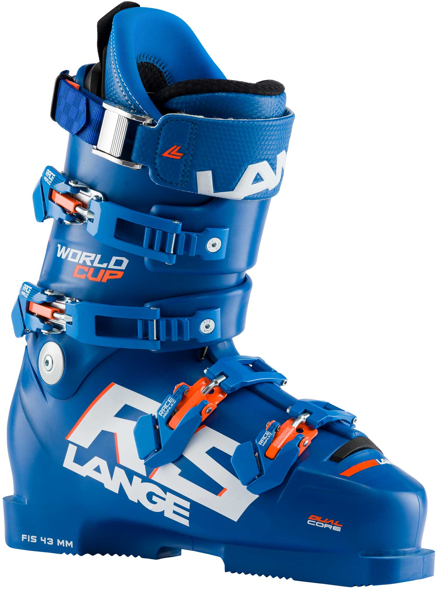 Lange World Cup RS ZA Ski Boot 2020