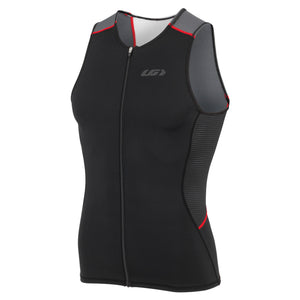 Louis Garneau Men's Tri Comp Sleeveless Triathlon Top