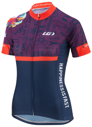 Louis Garneau Womens Clif Team Jersey