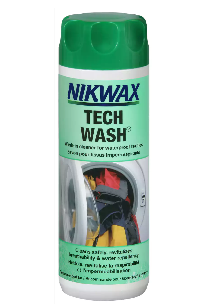 NikWax Tech Wash 10oz 300ml