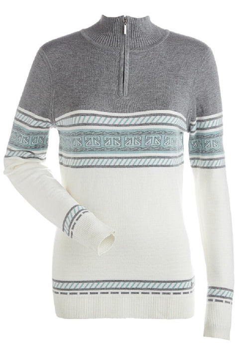 Nils Terri Ladies Zip Sweater 2018
