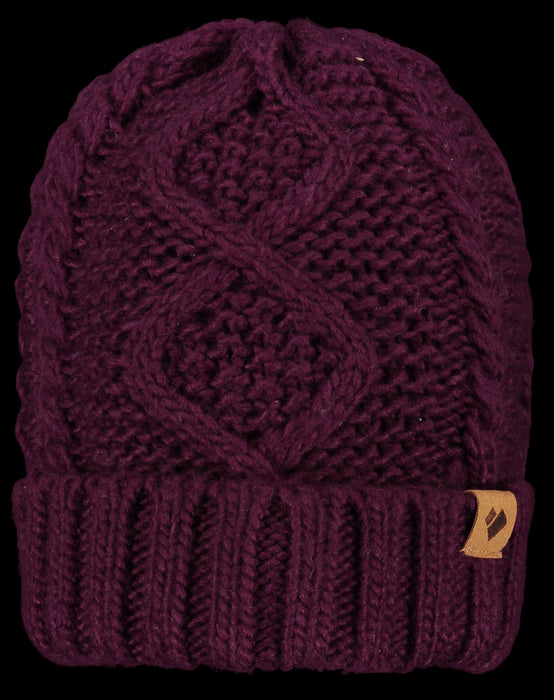 Obermeyer Phoenix Ladies Cable Knit Hat
