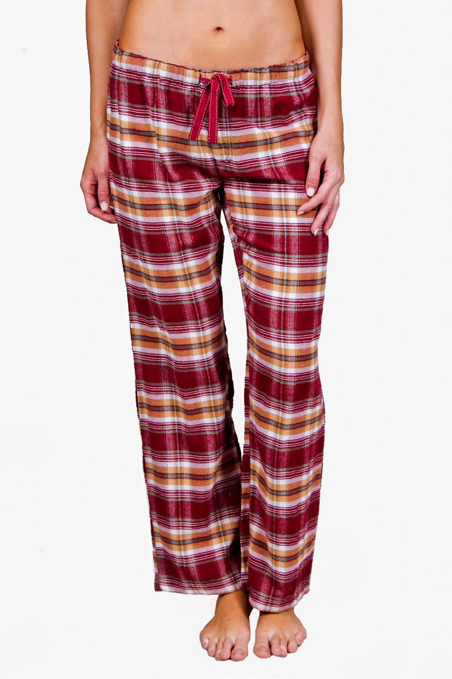 PJ Salvage Lost In Wonder Ladies Plaid Pant 2018