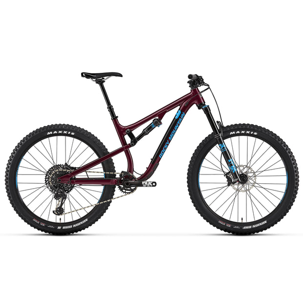 Rocky Mountain Pipeline Alloy 50 Bike