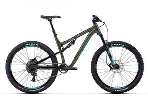 Rocky Mountain Thunderbolt Alloy 50 FS Bike