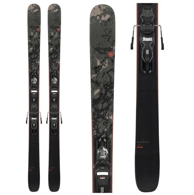Rossignol BlackOps Smasher XP Ski + XPress 10 GW Binding 2021