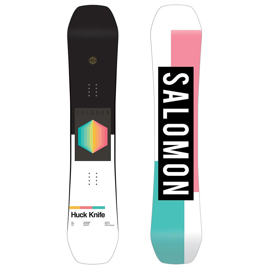 Salomon Huck Knife Snowboard 2020