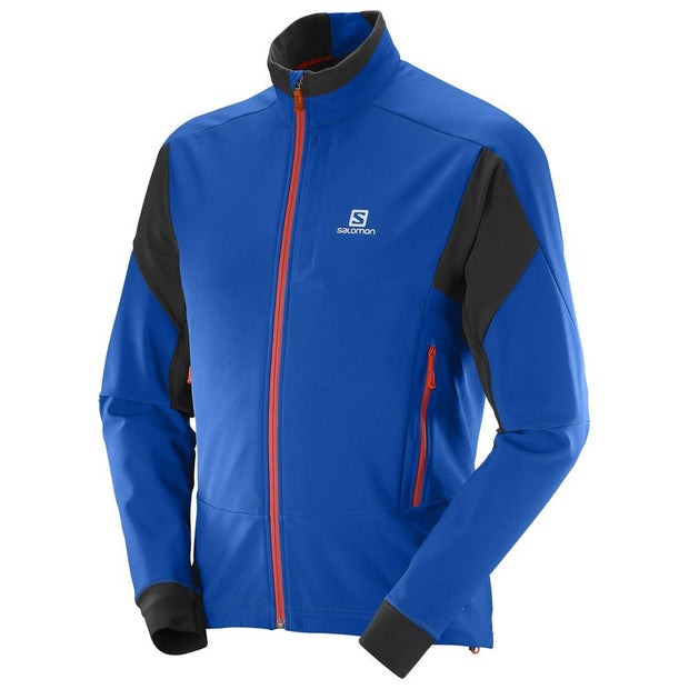 Salomon Mens Momentum Softshell Jacket 2017