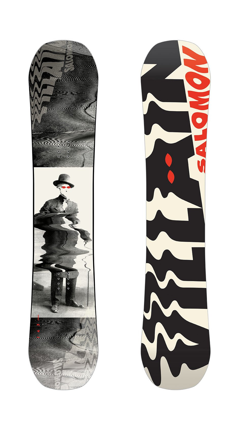 Salomon The Villain Grom Snowboard 2019