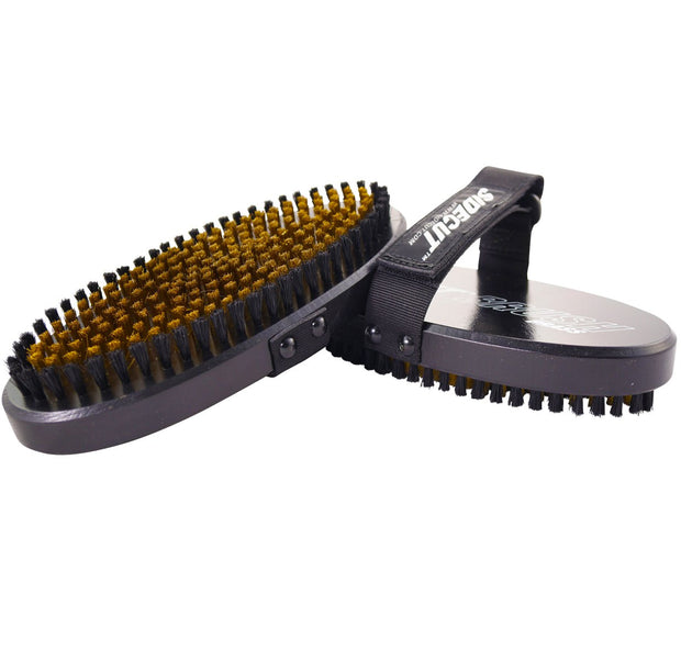 Sidecut Racing Oval Brass Brush