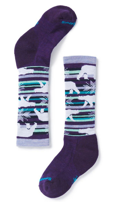 Smartwool Wintersport Polar Bear Junior Sock