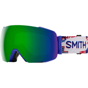 Smith I/O Mag Goggles 2020 Help Wanted Cromapop Sun Green MIrror
