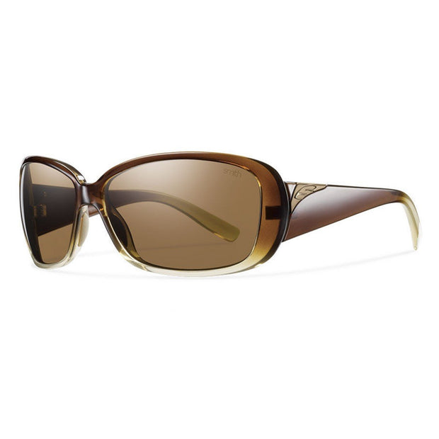 Smith Shorewood Polarized Fade Lens Sunglasses 2015 Brown