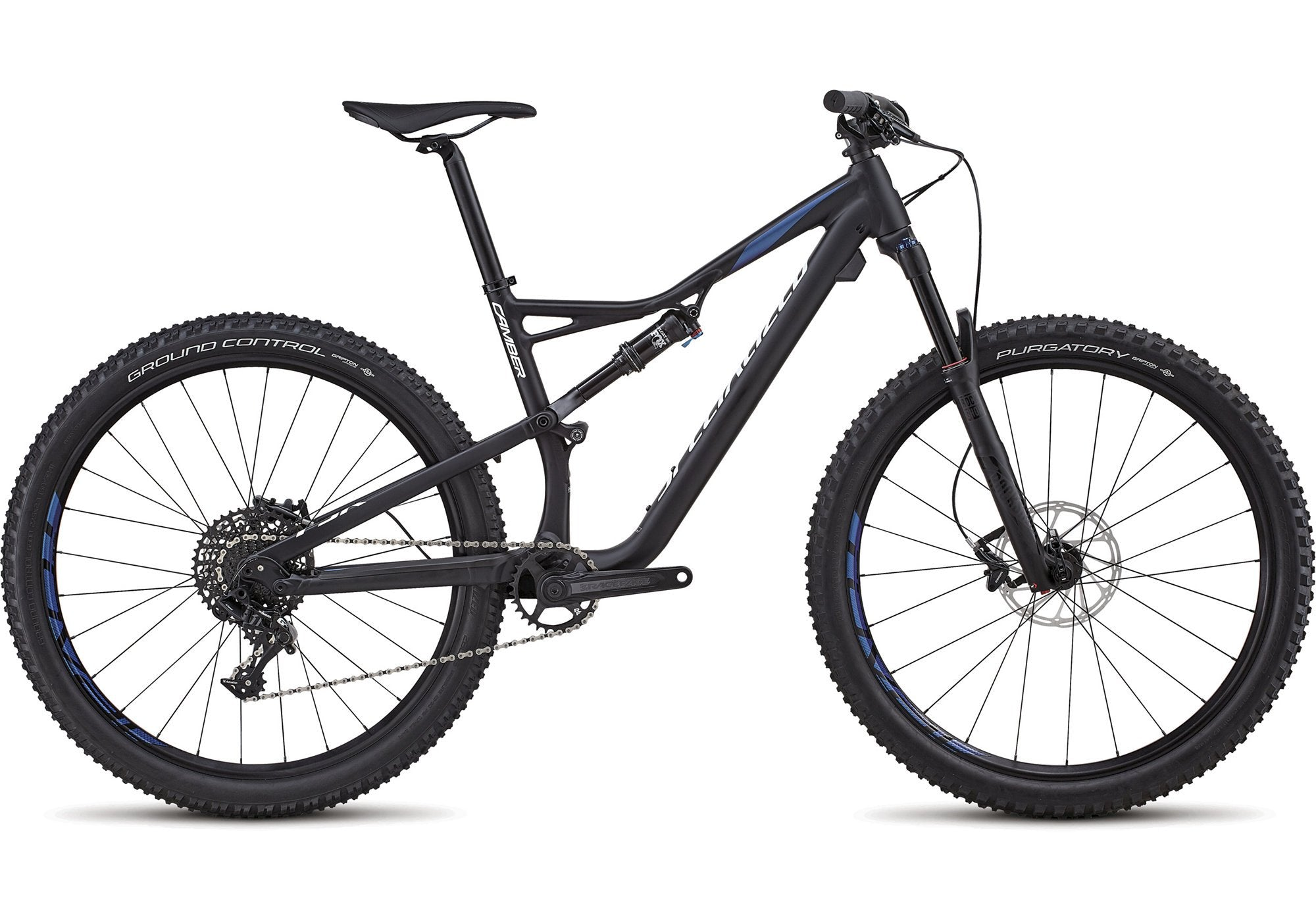 Specialized Camber FSR 27.5 Bike