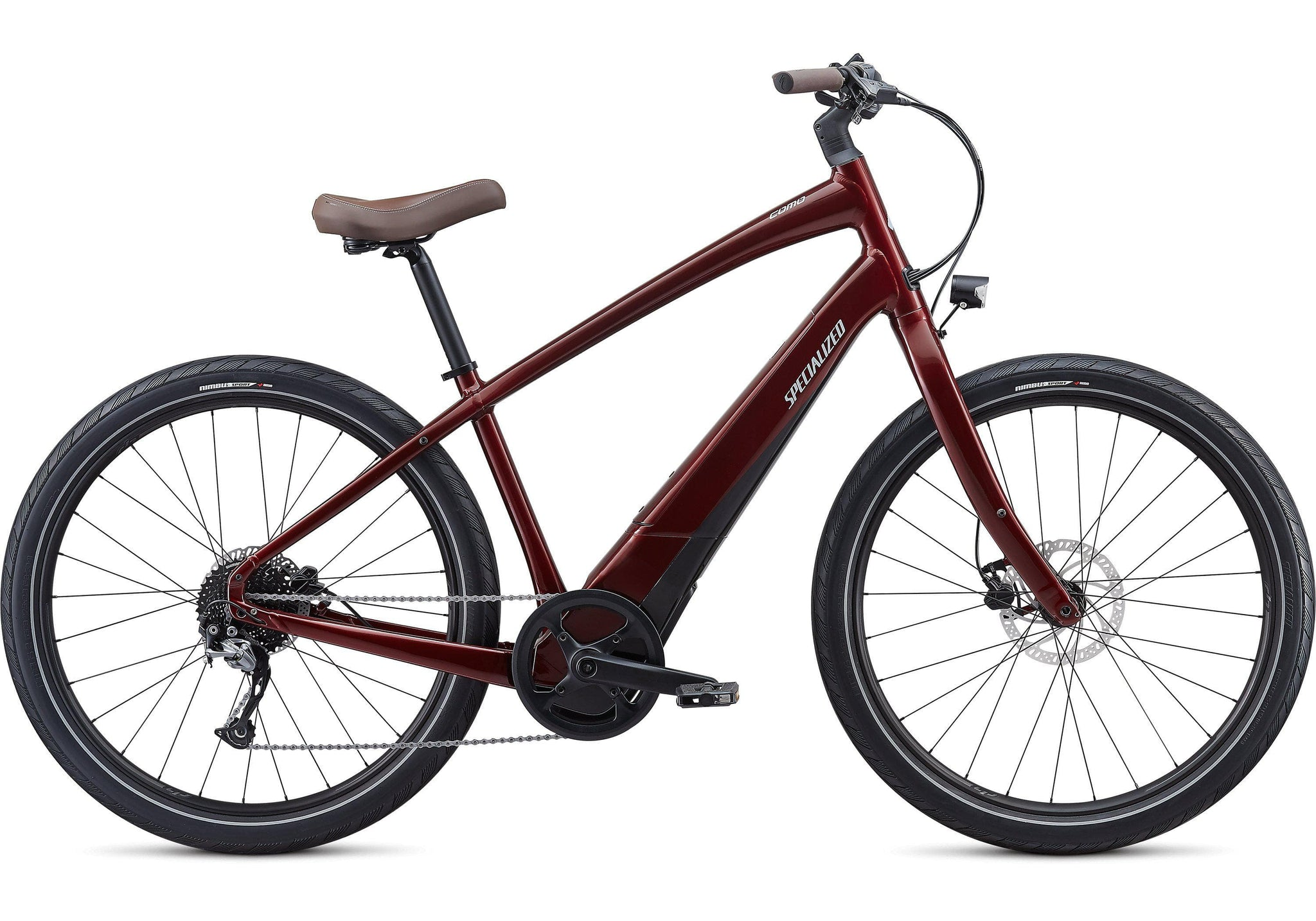 Trek Verve + 2 Step-through E Bike