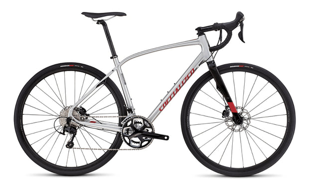 Specialized Diverge Comp DSW Silver 54