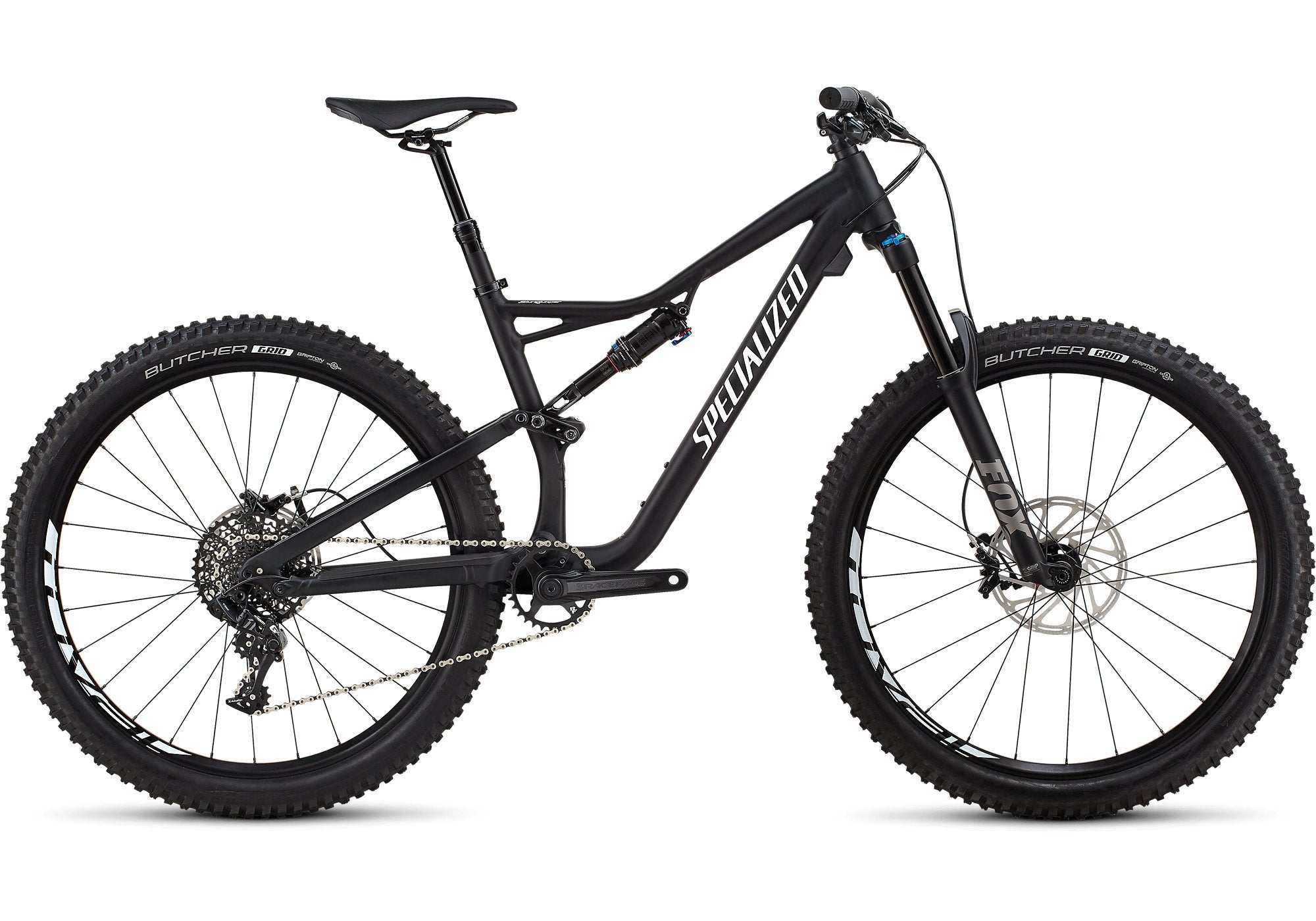 Specialized Stumpjumper FSR 27.5 12 Spd Comp Bike