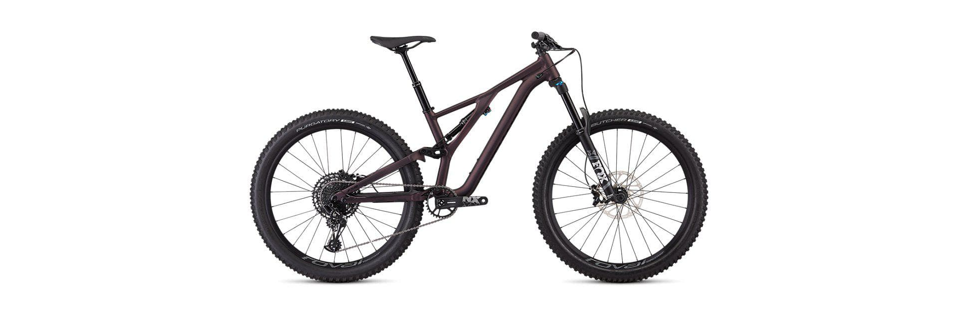 Specialized StumpJumper FSR 27.5 12 Spd Comp Women's Bike