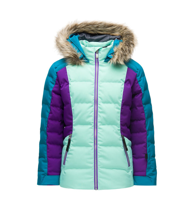 Spyder Atlas Synthetic Girls Jacket 2020