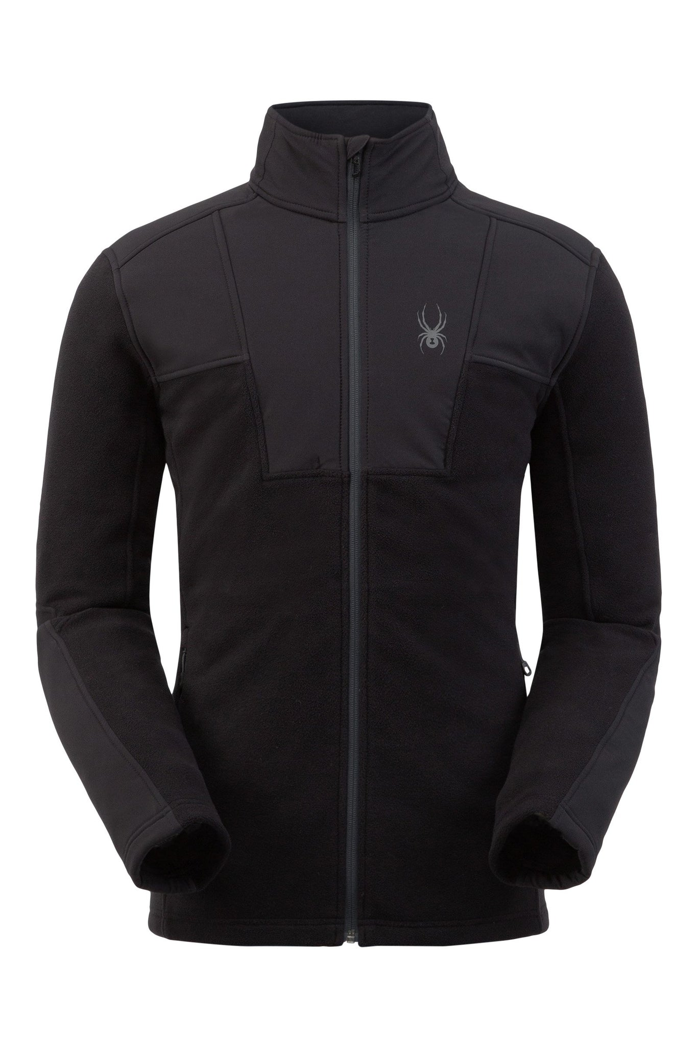Spyder Basin Mens Full Zip Fleece 2020