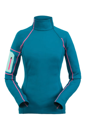 Spyder Halcyon Ladies Zip Turtleneck 2020