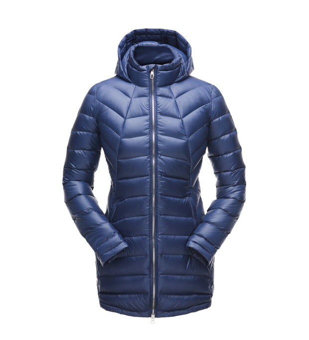 Spyder Syrround Ladies Long Down Jacket 2019