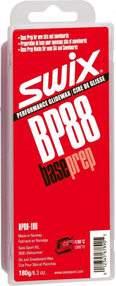 Swix Baseprep Wax BP88 Red 180g