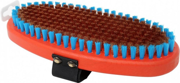 Swix Oval Medium Bronze Brush